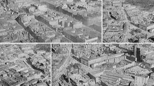 Warszawa z pokładu samolotu Luftwaffe