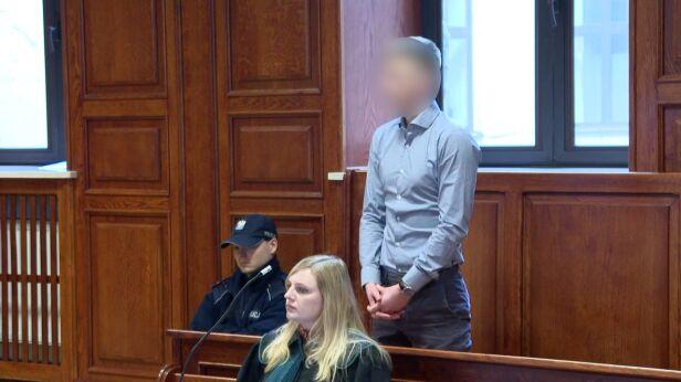 Proces Adriana C. Mateusz Szmelter / tvnwarszawa.pl
