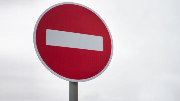 Mężczyzna wjechał pod zakaz (zdjęcie ilustracyjne)  Shuttertock