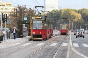 Tramwaje wróciły na Marszałkowską