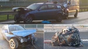 Tragiczny wypadek, pasażerka nie żyje. Kierująca była po alkoholu