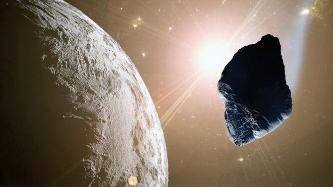 Asteroida minęła Ziemię. O wiele wcześniej <br />i dalej, niż zakładano