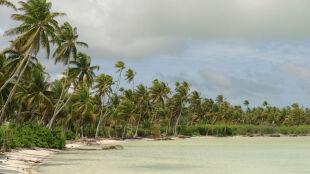 Kiribati nieuchronnie pogrąża się w oceanie. Zniknie jeszcze za życia obecnego pokolenia