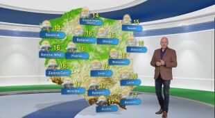 Prognoza pogody na czwartek 20.05