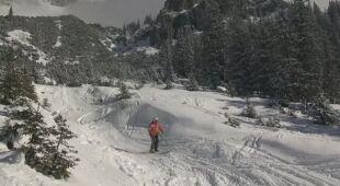 Niesamowite Zugspitze