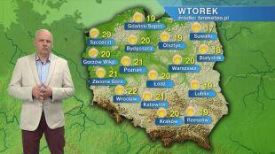 Prognoza pogody na wtorek 07.04