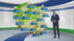 Prognoza pogody na czwartek 24.09