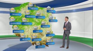 Pogoda na poniedziałek 27.01